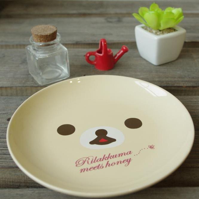 Sloth Ceramic Dinner Plates, Custom