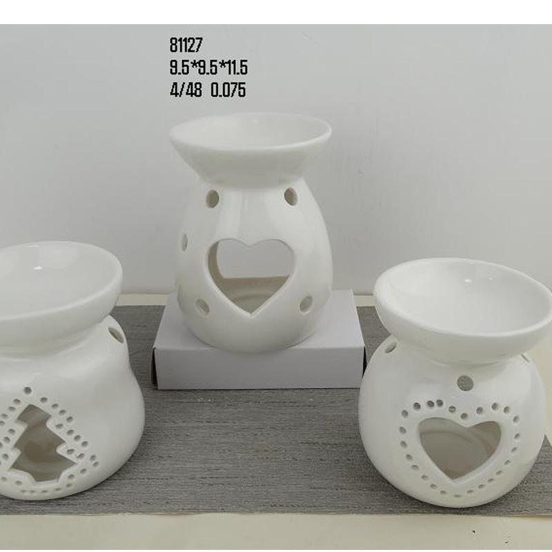 Ceramic tea light diffusers,custom tea light diffusers, oem tealight candle holders
