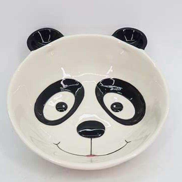 Panda Bowl,Ceramic Animal Shape Bowl,Custom Ceramic Bowls