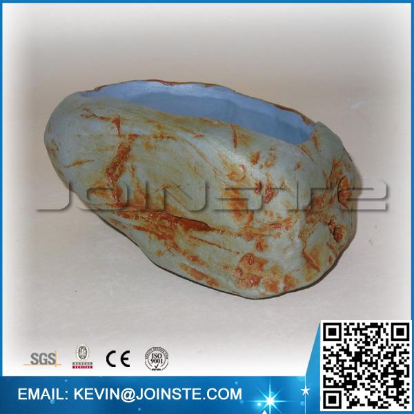 Flower pot stone