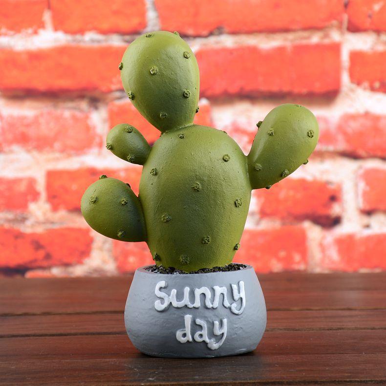 Hotsales Plant cactus statue for festival