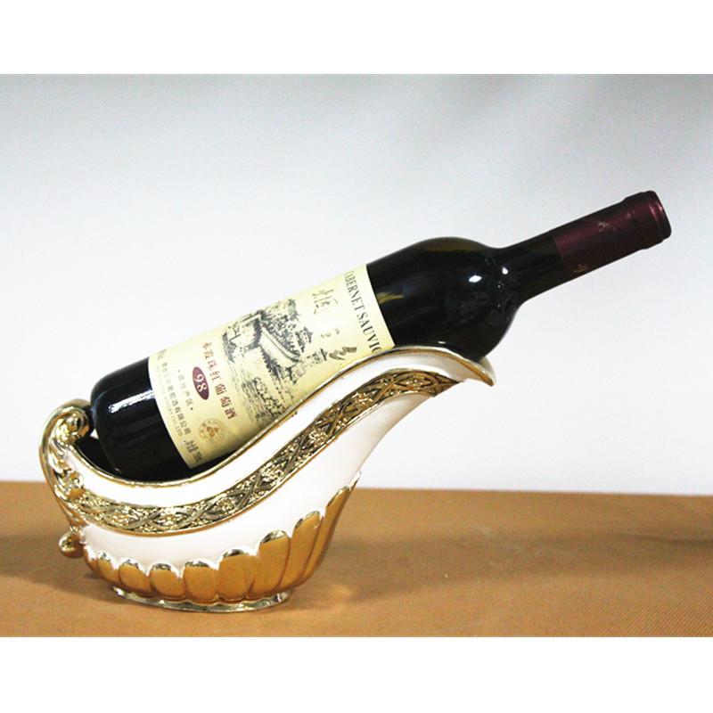 < Custom Accept> Day of the Dead Decorative Skeleton Wine Holder