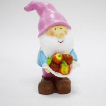 Custom cheap resin Santa figure resin statue Christmas decoration